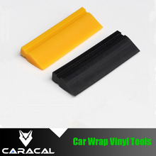 12cm Professional Scraper TPU PPF Smoothie Tube Squeegee Car Protection Film Installment 5PCS(China)