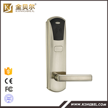Electronic RF Card hotel card door lock access control Security Lock(China)