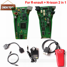 A+++++ Quality PCB For Renault CAN Clip V168 and C-onsult 3 III For Nissan 2in1 Professional Diagnostic Tool 2 in 1