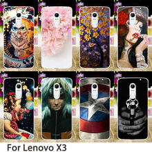 Buy TAOYUNXI Cases Lenovo Vibe X3 C50 4G LTE Lemon X3 Case Lenovo X3a40 X3 c70 Animals Flowers Smartphone Hard Back Covers for $1.68 in AliExpress store
