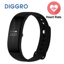 V66 Bluetooth Smartwatch Sport Smart Watch IP67 Waterproof Heart Rate Monitor Wristband Smart Health Bracelet for Android IOS(China)