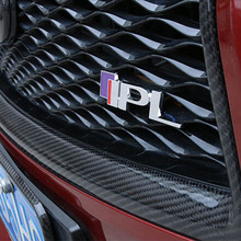 front Grille intake vent IPL logo label symbolize sticker Cover for infiniti Q50 FX35 Q70 G M series G25 37 Exterior Accessories
