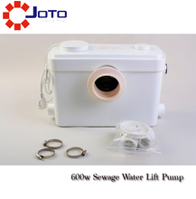 220V/240V Electrical Household Automatic Toilet Sewage Pump Sewage Drainage 150L/min, 600w