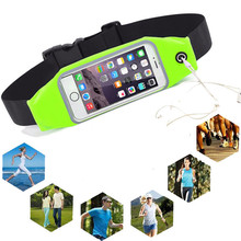 Waterproof Running Pocket Sport GYM Case Bag Pouch Cover Waist Belt Mobile Phone For HTC One M8 10 / One M10 M9 M7 Desire 626