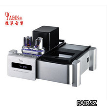 Yaqin SD-35A 6N8P Top Loading Valve Vacuum Tube CD Player 32A 120v-240V Hi-End power stereo audio hifi HDCD CD Player 110~240V(China)