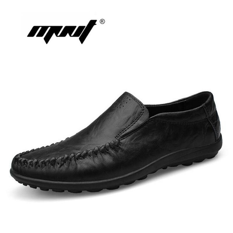 High Quality Men Shoes Genuine Leather Men Flats Shoes,Fashion Men Loafers, Plus Size Driving Shoes Moccasin Zapatos Hombre<br>