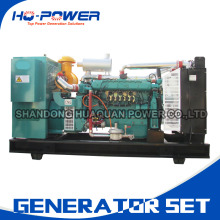 100kw/125kva generator 220 volt motor natural gas electric prices(China)