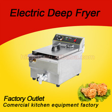 Stainless Steel Automatic Donut Fryer Machine(China)