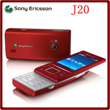Good quality J20i Unlocked Original Sony Ericsson Hazel J20 5MP 3G WIFI GPS Bluetooth Refurbished Cell Phone
