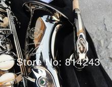 Selmer B Saxophone Tenor Henry STS-54 Tenor Saxophone Surface Back Nickel Plating  Carve Patterns Sax Instrument