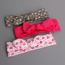 3pcs Baby headband for 0-24M infant hair accessories fille bebes bandeau flores acessorio para cabelo infantil(China)