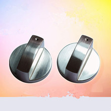 2pcs gas stove knob Zinc alloy Switch for gas cooker Electric ignition for gas cooker gas stoves parts
