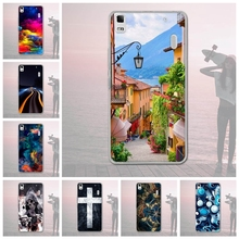 Buy Luxury 3D Relief Painted Case Lenovo K3 Note Case Lenovo A7000 Phone Case Back Silicon Cover Lenovo K3 Note Soft TPU for $1.14 in AliExpress store