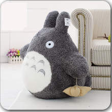 40cm Large totoro doll totoro plush toy Large dolls pillow birthday gift for children kids stuffed toys female freeshipping