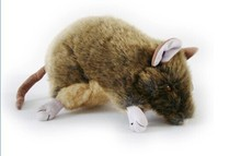 simulation animal about 22 cm Little mouse plush toy funny scaring Tricky doll , toy gift w3956(China)
