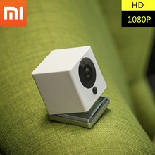 XIAOMI Wifi iP Camera Night Vision 1080 Pixel Full-HD Video Smallest Wireless Camera Mini Surveillance Security Home Camera Baby