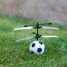 light-up toy RC Football toys RC Helicopter Kids toys Balls European Cup Mini flyer toys Floating UFO Mini Quadcopter