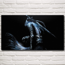 Dark Souls Artwork Video Games Art Silk Poster Print Home Wall Decor Painting 11x20 16x29 20x36 24x43 30x54 Inches Free Shipping
