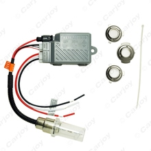 SIMPLIFIED INSTALLATION MOTORCYCLE 4in1 H6/P15D/H4/P15D25/S2/BA20D BiXenon Hi/Lo Beam HID KIT #CA1764