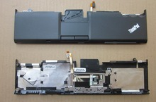 New Original For lenovo Thinkpad X201 X201i Palmrest without fingerprint palm cover 60Y5415 60Y5419 60Y5414 W/TouchPad