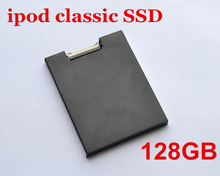 "1.8"" 128GB zif ce SSD Hard Drive Disk for ipod classic 5th 5.5th 6th 7th Generation replace mk1632gal mk1231gal mk3008gal"