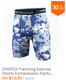 training exercise shorts