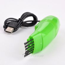 USB Keyboard Cleaner Mini Keyboard Dust Vacuum Cleaners Brushes for Computer Laptop Tools Accessories(China)