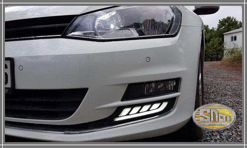 VW Golf MK7 -13