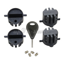 4pcs/Set 6pcs/Set Surf Fins Plug with Screws for FCS Plastic Surfboard Fin Box with a Fin Key Free Shipping(China)
