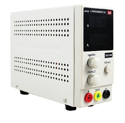 220V 30v5a Mini Switching Regulated Adjustable DC Power Supply SMPS Single Channel 30V 5A Variable MCH K305D<br>