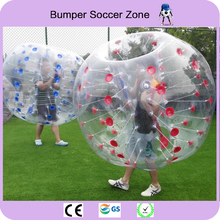 2017 Wholesale Inflatable Bumper Ball Bubble Ball 1.5M Bubble Bumper Zorb Ball Bumper Football Soccer Ball For Adults
