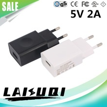 1pcs 5V 2A USB AC/DC Power Adapter EU Plug Charger Supply 5v2a for Phone Tablet PC MID  other LAISUQI new hot sale