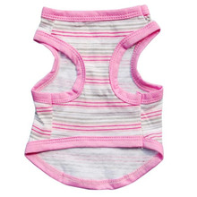 11.11 High Quality Gravitational Wave Cotton Jersey Vest Pet Clothing(China)