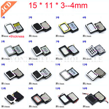 1x wholesale size: 15x11mm Thin Phone Square speakers Universal for Samsung/Huawei/Xiaomi/OPPO/...(China)