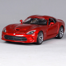 Maisto 1:24 DODGE SRT Viper GTS Sports Car Diecast Model Car Toy New In Box Free Shipping 31271(China)