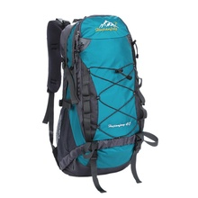 45L Outdoor Waterproof Sports Bag Lightweight Durable Bag Backpack For Hiking Climbing Travel Men And Women(China)