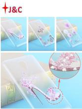Meizu MX4 Pro Case,Crystal Rhinestone Bling Diamond 3D Hard Plastic Cover Case For Meizu MX4 Pro Cell Phone Cases Bags Shell