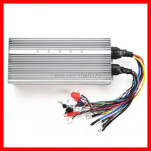 60-120v 120A 5700W 24 mosfet BLDC Universal Brushless DC Motor controller for motorcycle,electric-bike,scooter