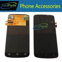 For HTC One S Z520E LCD Display and Touch Screen Digitizer Assembly Without Frame Free Shipping 1PC/Lot