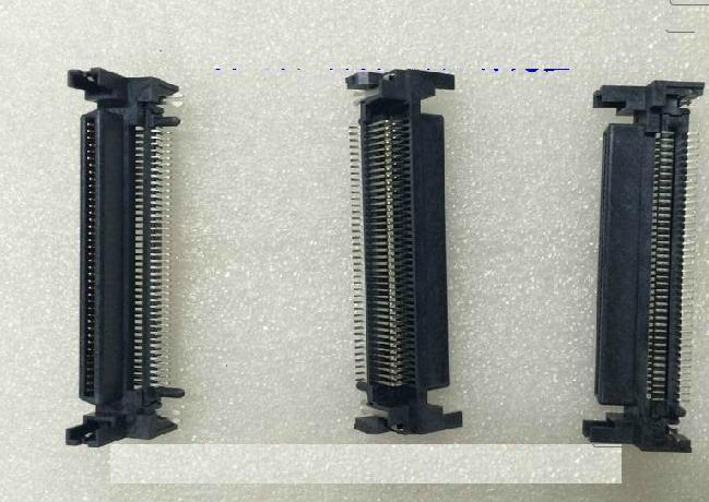 Special fpr m --- olex capacity SCSI 80P 90 bent SMD plastic CN type female connector SCA-80P<br>