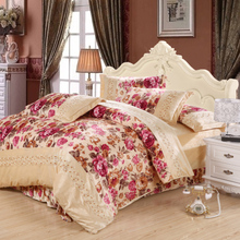 Smooth Soft Bedlinen Fleece Fabric Winter warm Bedding Sets Twin Queen Double Single bed size Duvet Quilt cover Pillowcases(China)