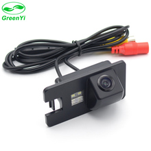 GreenYi Waterproof HD CCD Car Rearview Camera Car Backup Rear View Reverse Auto Parking Camera for Great Wall HOVER H3 H5 HAVAL(China)