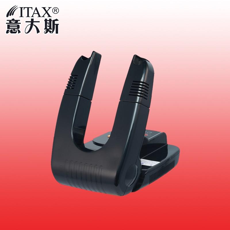 ITASQQ-6629B shoes dryer black warm heat baking shoes free shipping PTC heating <br>