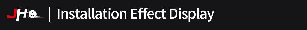 Installation Effect Display