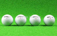 High Quality Golf ball 12 PCS White Golf Game Ball two Layers High-Grade Golf Ball Wholesale Direct Manufacturer Promotion(China)