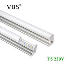 T5 Led Tube Lamp Light 220V 240V 6W 29cm 10W 57cm Fluorescent Led Bulbs Tube Led Wall Lamp T5 Tube Warm/Cold White Light Lampara