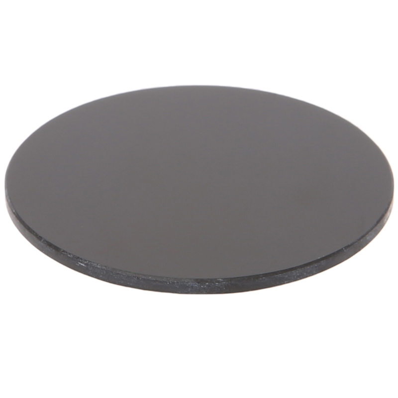 Filtro UV ultravioleta para linterna UV 25 mm de di/ámetro, 1,5 mm ZWB2