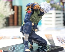 20 CM PVC Action Figure  Naruto kakashi Garage Kits Collection Model Toy gift w5752