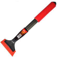 Deicing and snow removing tool for automobile snow removing vehicle in winter(China)