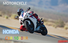 JOYCITY/1:12 Scale/Simulation Die-Cast model motorcycle toy/HONDA CBR 1000RR/Delicate children's toys and gifts